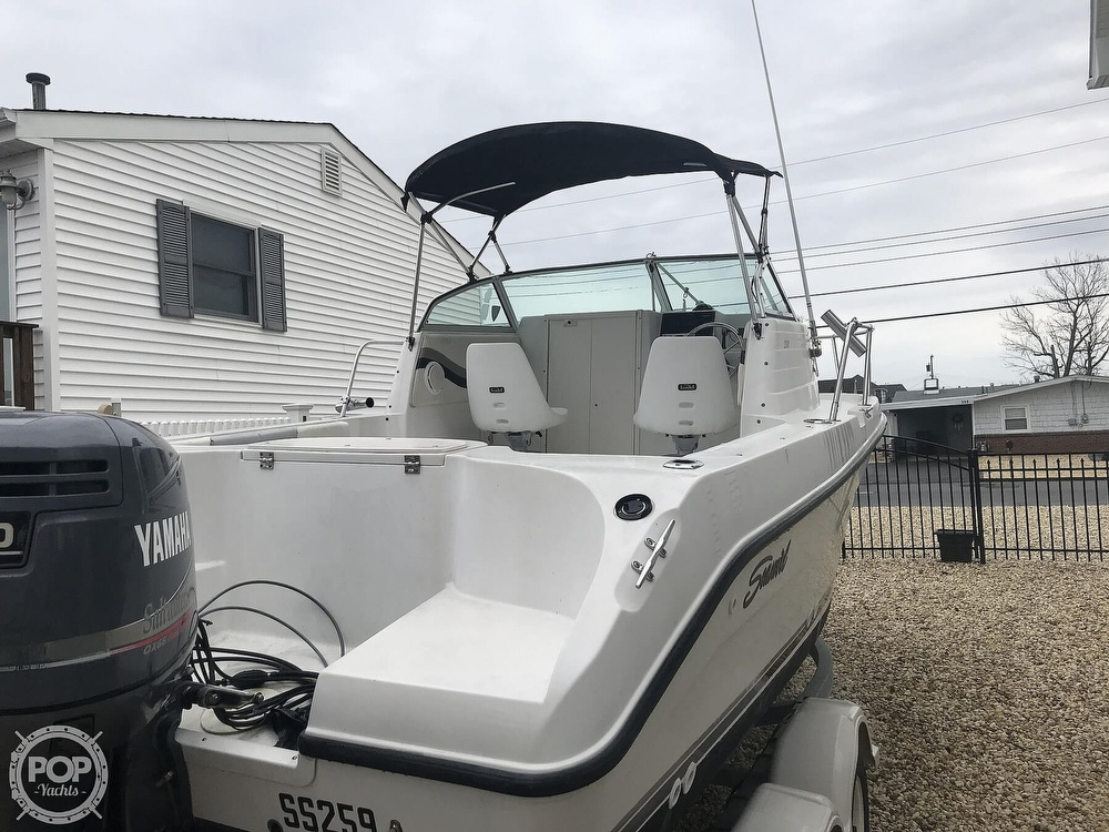 2002 Striper boat for sale, model of the boat is 2101 & Image # 20 of 40