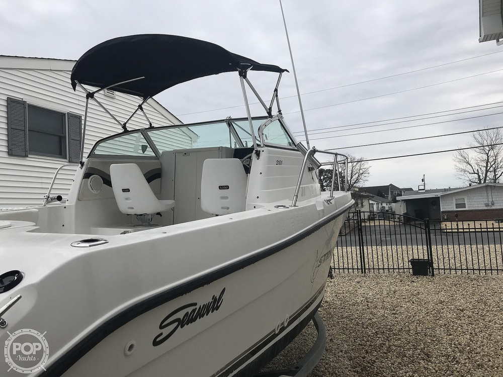 2002 Striper boat for sale, model of the boat is 2101 & Image # 23 of 40