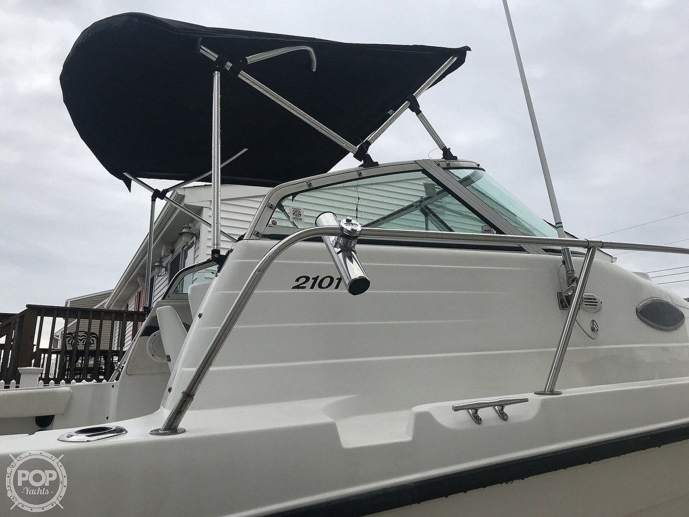 2002 Striper boat for sale, model of the boat is 2101 & Image # 25 of 40