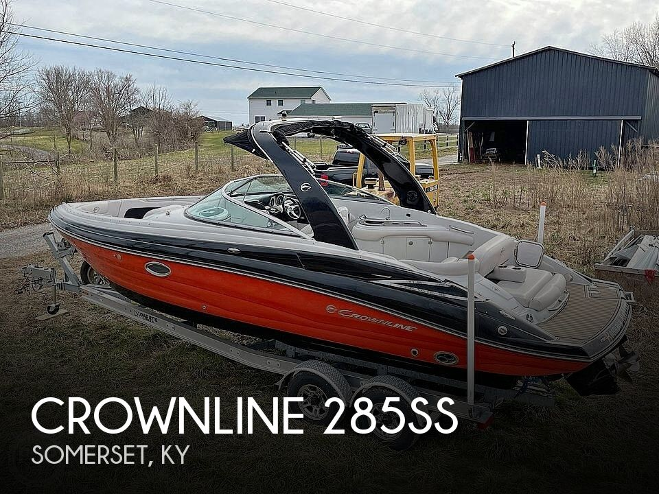 Used Crownline Boats For Sale by owner | 2012 Crownline 285SS