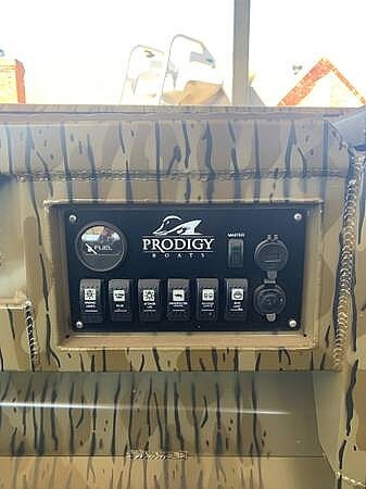 2021 Prodigy boat for sale, model of the boat is Elite 1854 & Image # 3 of 7