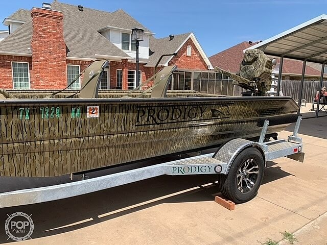 2021 Prodigy boat for sale, model of the boat is Elite 1854 & Image # 17 of 18