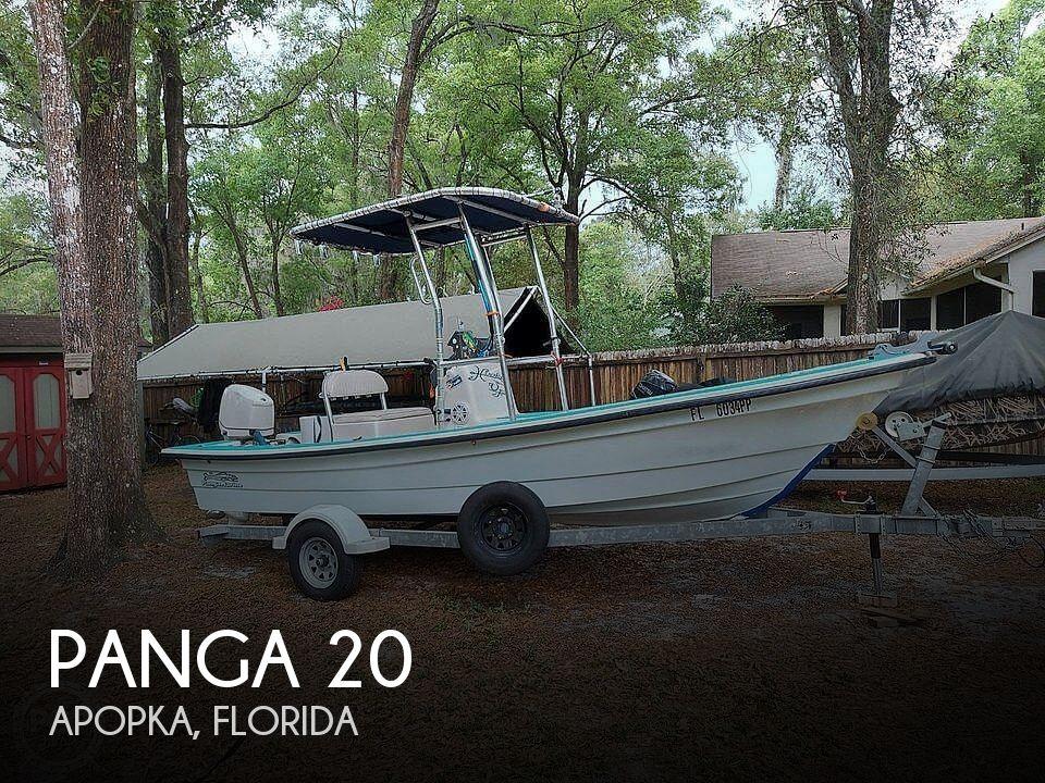 Used Panga Boats For Sale by owner | 2014 Panga 20