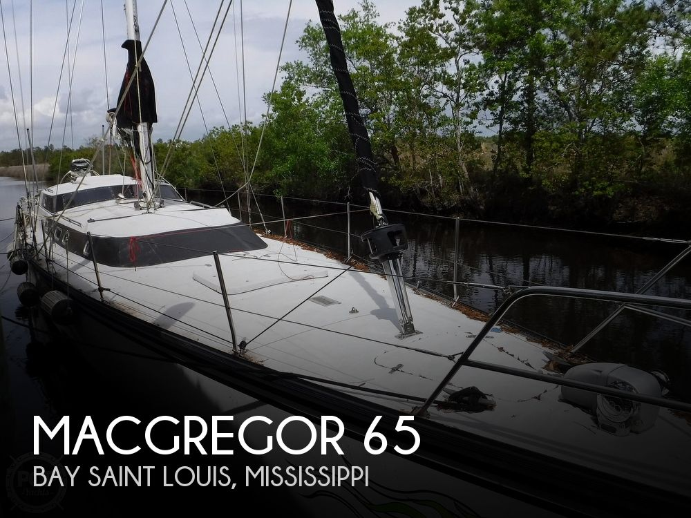 1990 Macgregor boat for sale, model of the boat is 65 Pilothouse & Image # 1 of 40