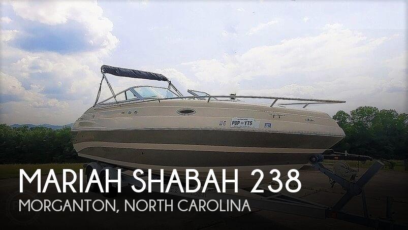 2001 MARIAH SHABAH 238 for sale