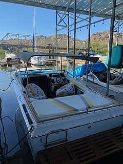 1987 Four Winns boat for sale, model of the boat is Liberator 241 & Image # 11 of 40