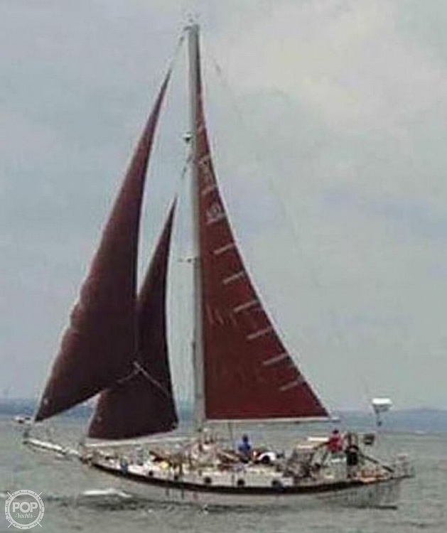 1977 Westsail boat for sale, model of the boat is 32 & Image # 4 of 32