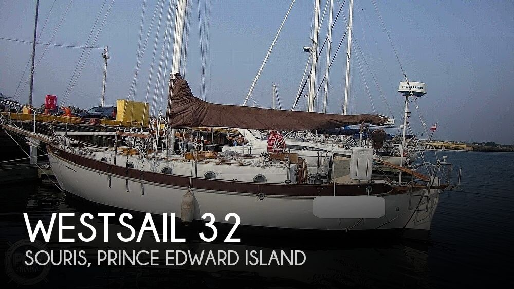 1977 Westsail boat for sale, model of the boat is 32 & Image # 1 of 32