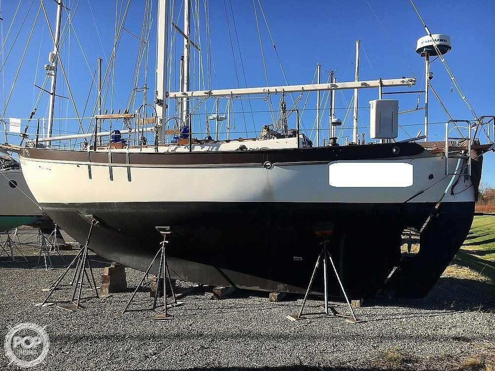 1977 Westsail boat for sale, model of the boat is 32 & Image # 3 of 32
