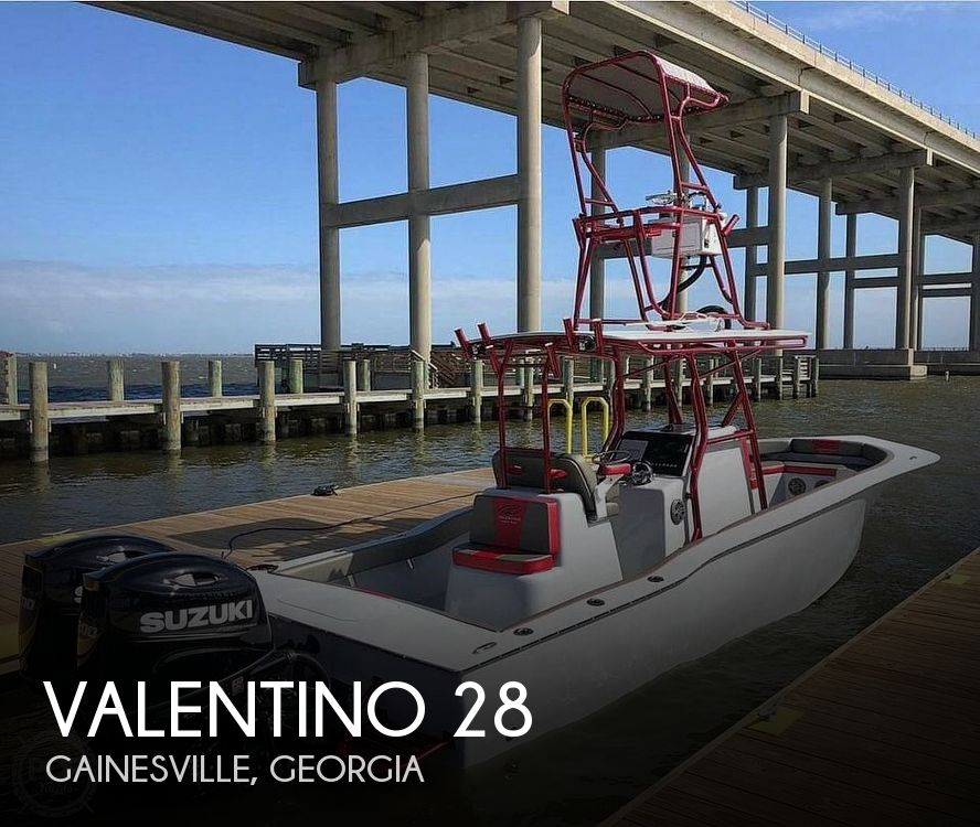 Used Boats For Sale in Georgia by owner | 2021 Valentino 28