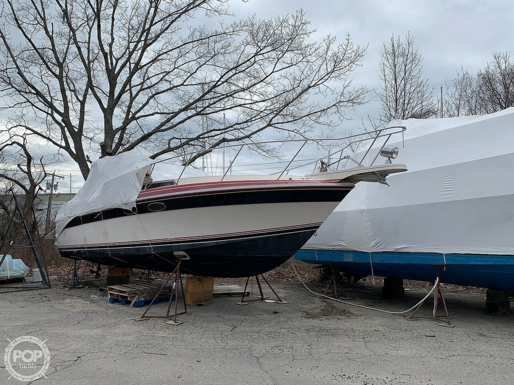1985 Wellcraft boat for sale, model of the boat is St Tropez 3200 & Image # 6 of 40