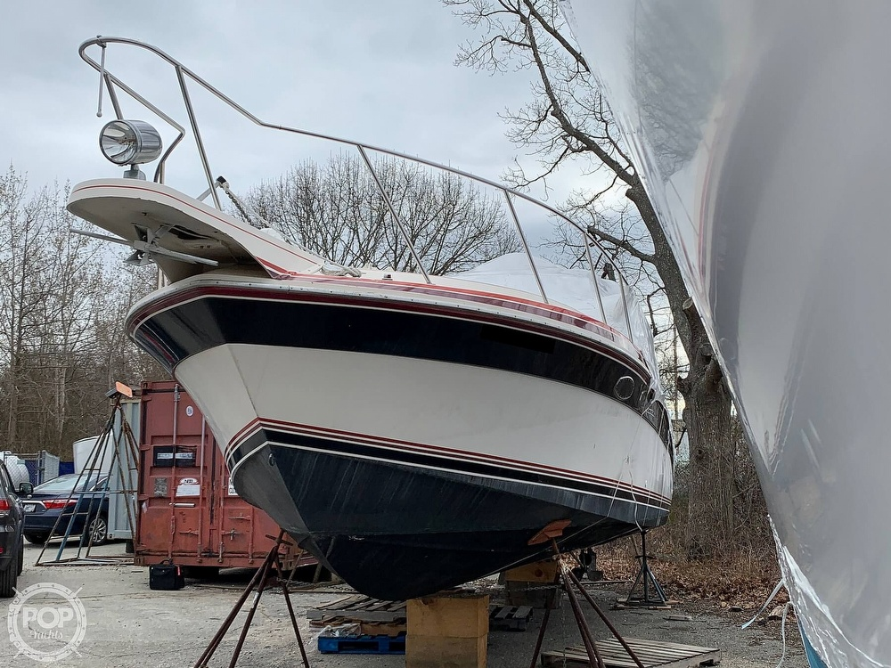 1985 Wellcraft boat for sale, model of the boat is St Tropez 3200 & Image # 7 of 40