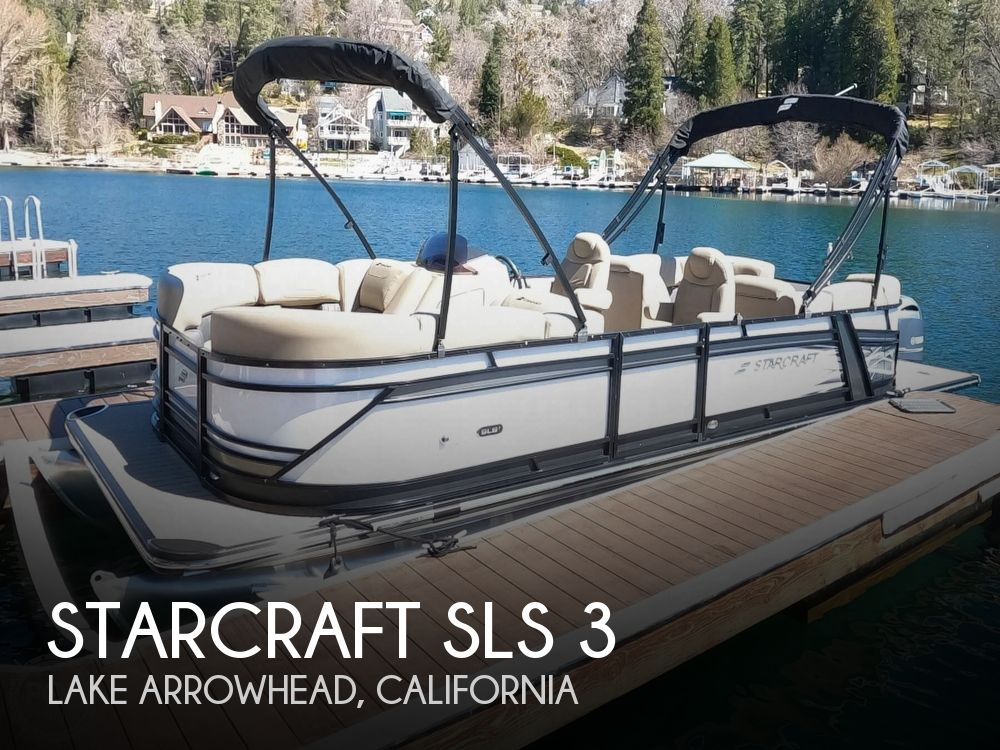2019 Starcraft boat for sale, model of the boat is SLS 3 & Image # 1 of 40