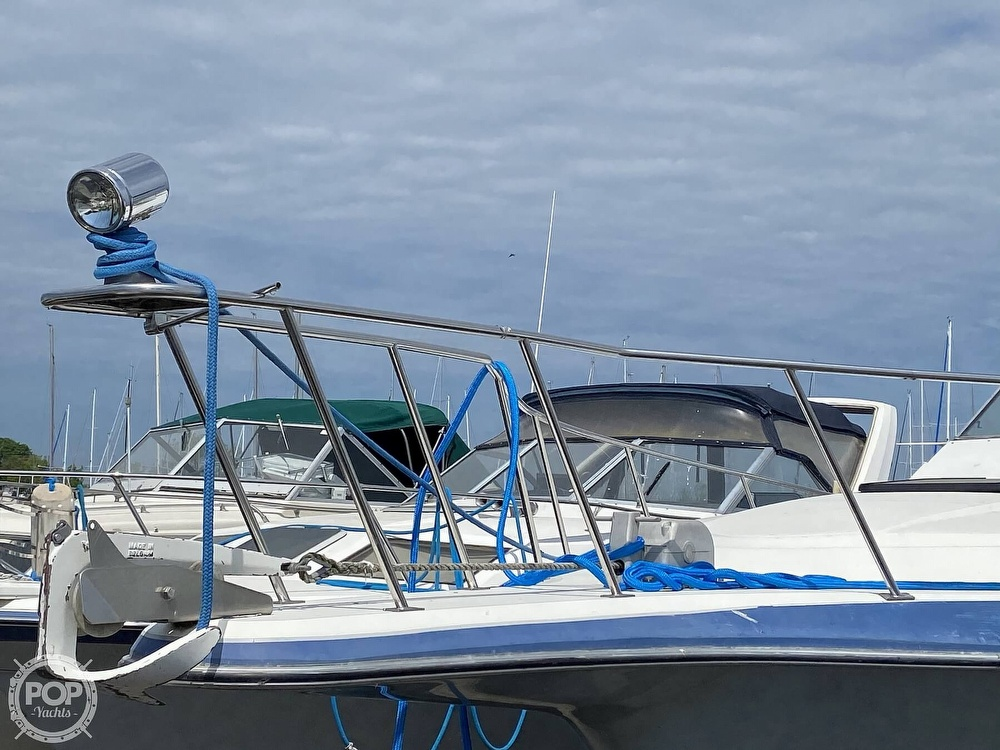 1986 Cruisers Yachts boat for sale, model of the boat is 337 Esprit & Image # 40 of 40