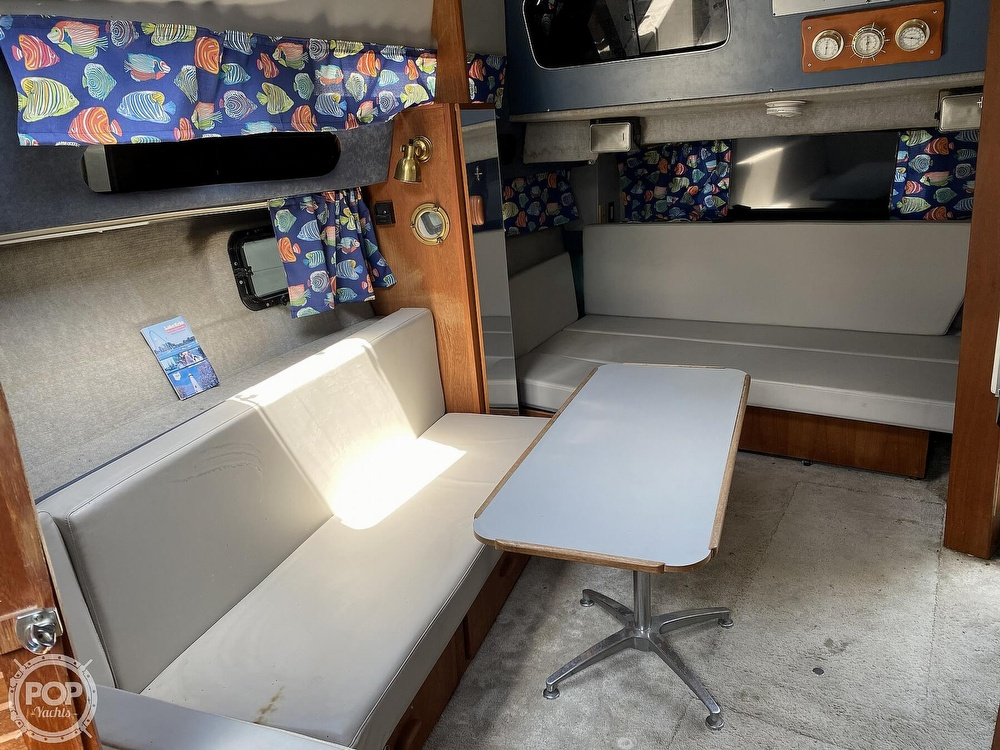 1986 Cruisers Yachts boat for sale, model of the boat is 337 Esprit & Image # 12 of 40