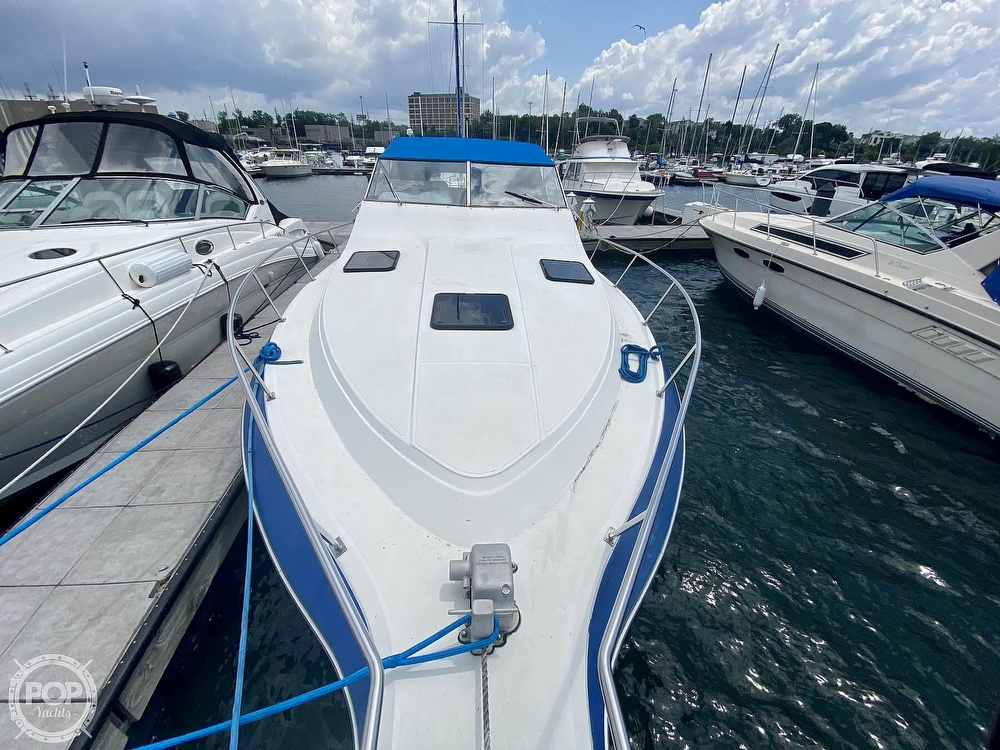 1986 Cruisers Yachts boat for sale, model of the boat is 337 Esprit & Image # 19 of 40