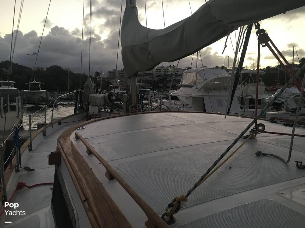 1985 Island Trader boat for sale, model of the boat is 40 Motorsailer & Image # 5 of 40