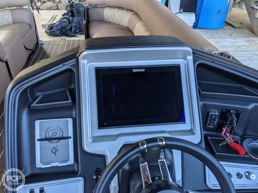2020 Premier Pontoons boat for sale, model of the boat is 250 Grand Majestic RF & Image # 11 of 40