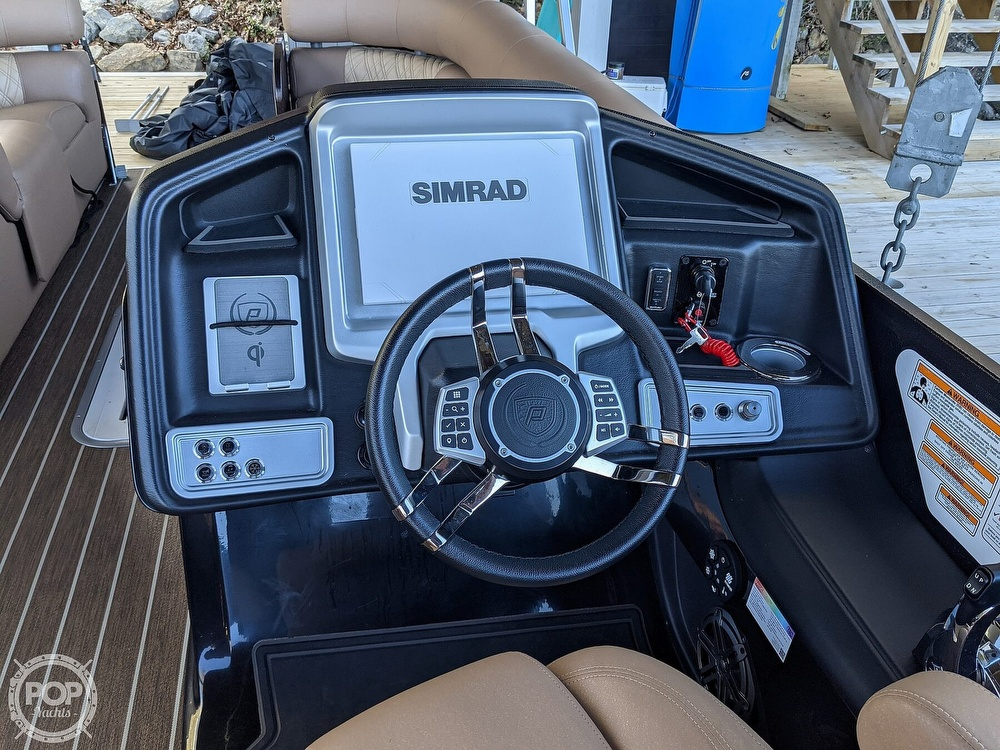 2020 Premier Pontoons boat for sale, model of the boat is 250 Grand Majestic RF & Image # 3 of 40