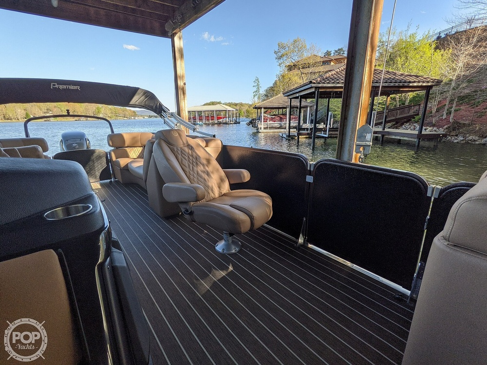 2020 Premier Pontoons boat for sale, model of the boat is 250 Grand Majestic RF & Image # 19 of 40