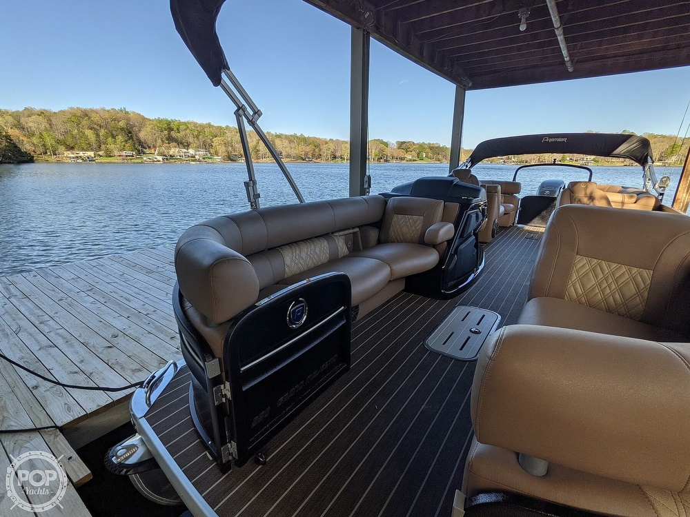 2020 Premier Pontoons boat for sale, model of the boat is 250 Grand Majestic RF & Image # 20 of 40