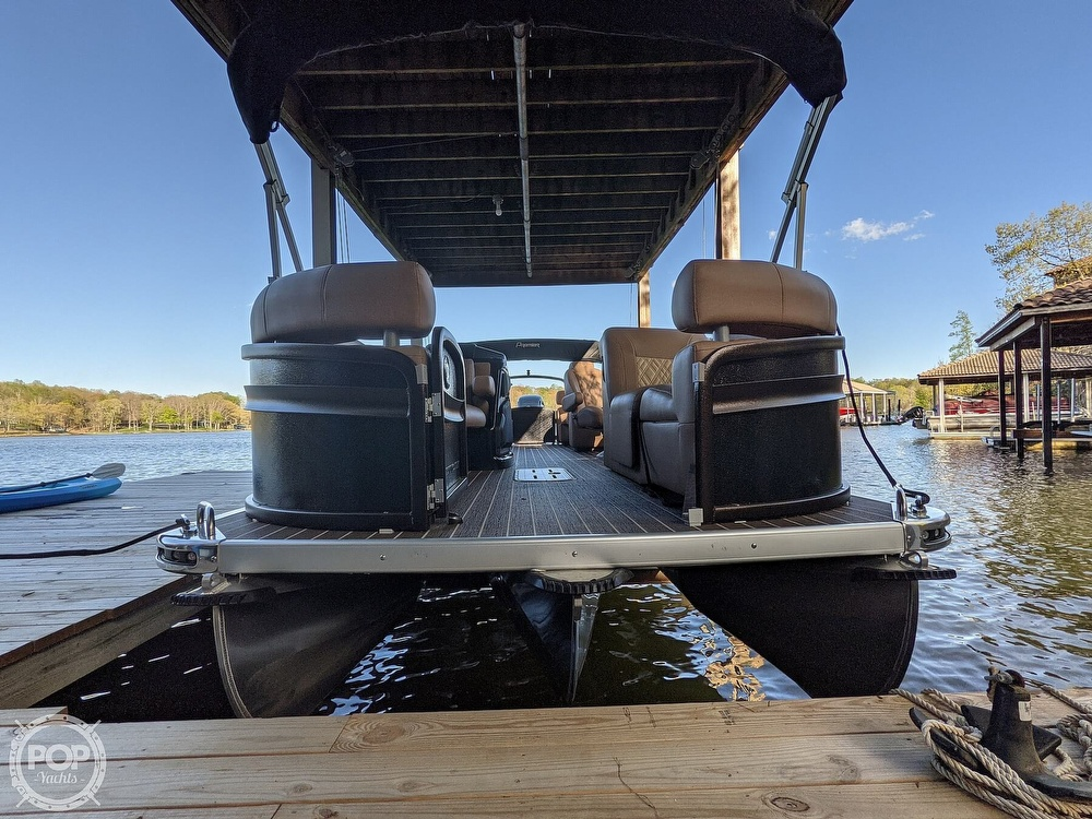 2020 Premier Pontoons boat for sale, model of the boat is 250 Grand Majestic RF & Image # 22 of 40