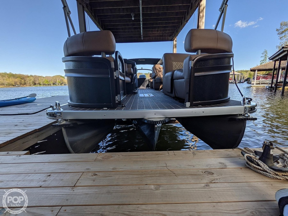 2020 Premier Pontoons boat for sale, model of the boat is 250 Grand Majestic RF & Image # 23 of 40