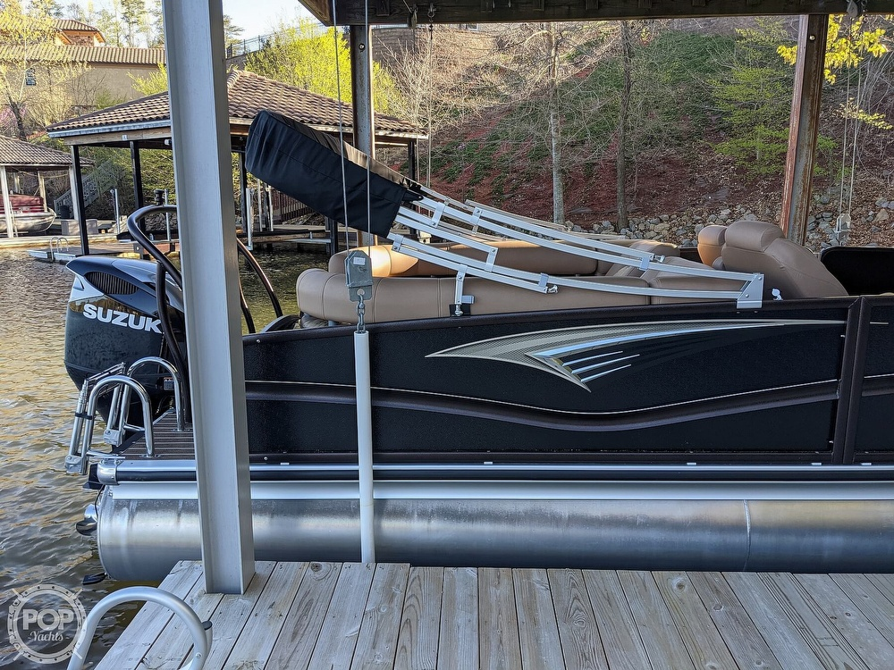 2020 Premier Pontoons boat for sale, model of the boat is 250 Grand Majestic RF & Image # 25 of 40