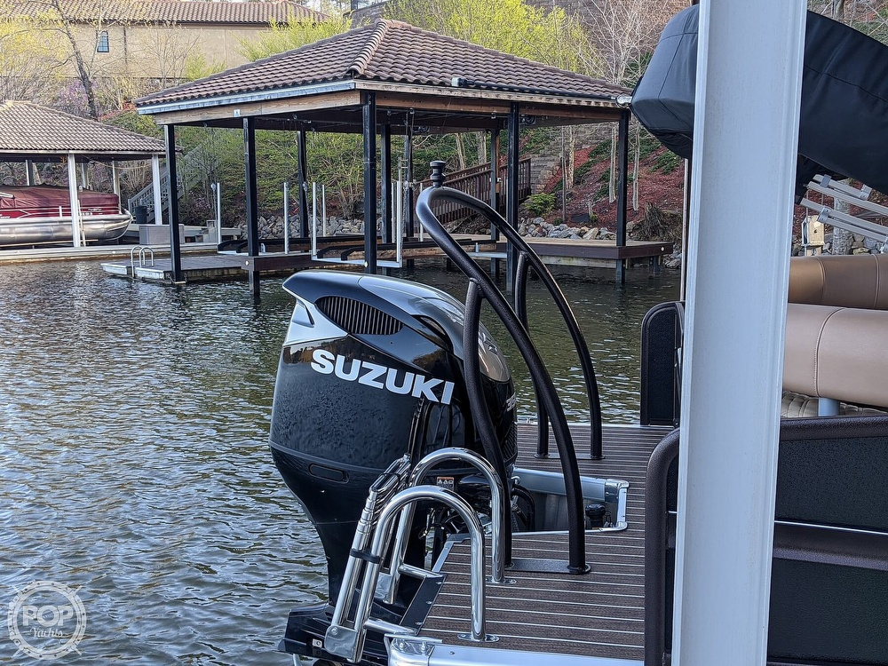 2020 Premier Pontoons boat for sale, model of the boat is 250 Grand Majestic RF & Image # 30 of 40