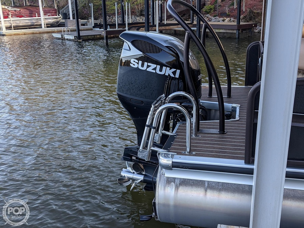 2020 Premier Pontoons boat for sale, model of the boat is 250 Grand Majestic RF & Image # 32 of 40