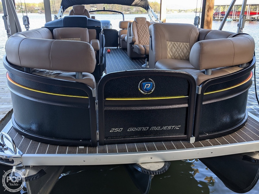 2020 Premier Pontoons boat for sale, model of the boat is 250 Grand Majestic RF & Image # 33 of 40