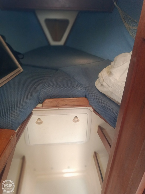 1978 O'day boat for sale, model of the boat is 32 & Image # 26 of 27