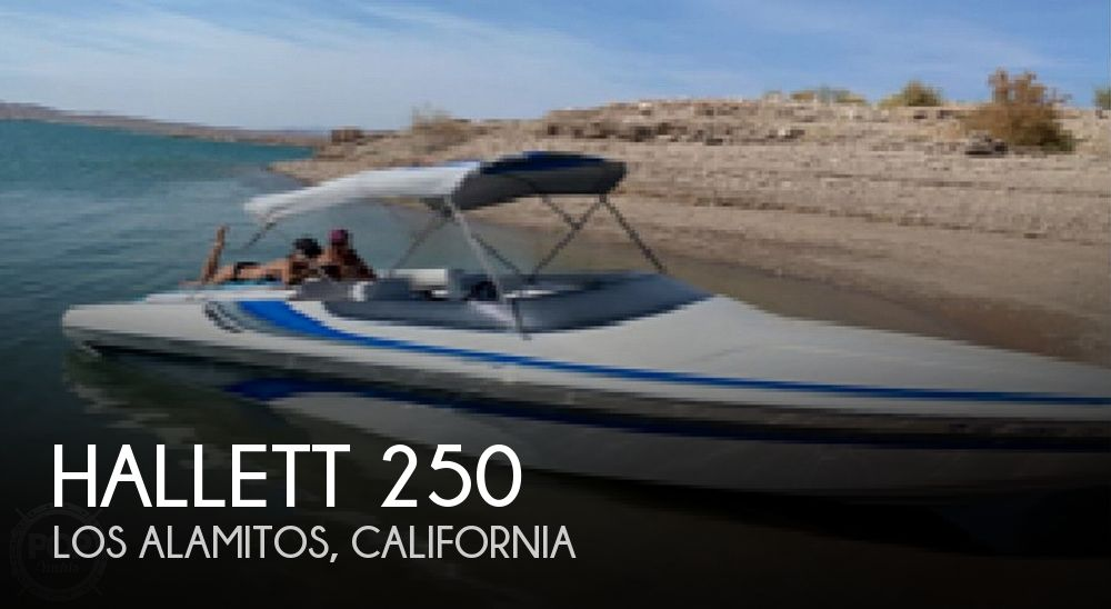 Used Hallett Boats For Sale by owner | 1997 Hallett 250