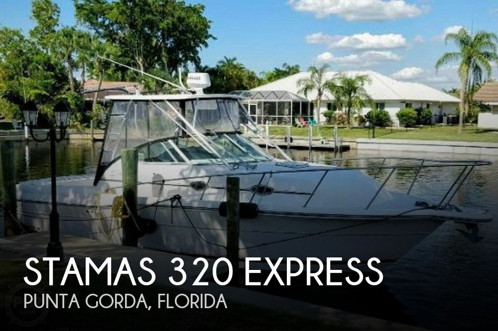 Used Stamas Boats For Sale by owner | 2003 Stamas 320 Express