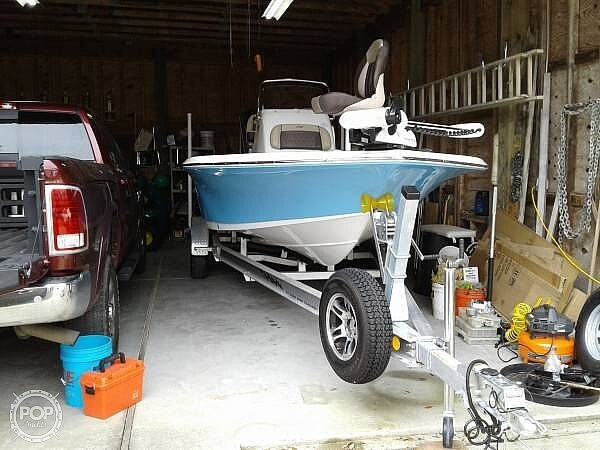 2019 Tidewater boat for sale, model of the boat is 2200 Carolina Bay & Image # 4 of 9