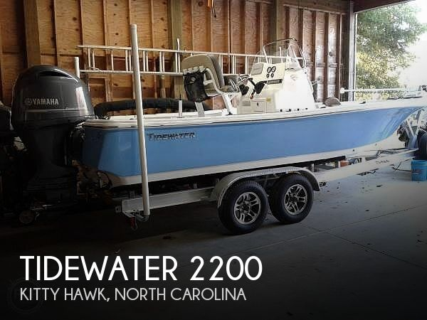 Used Tidewater Boats For Sale by owner | 2019 Tidewater 2200 Carolina Bay