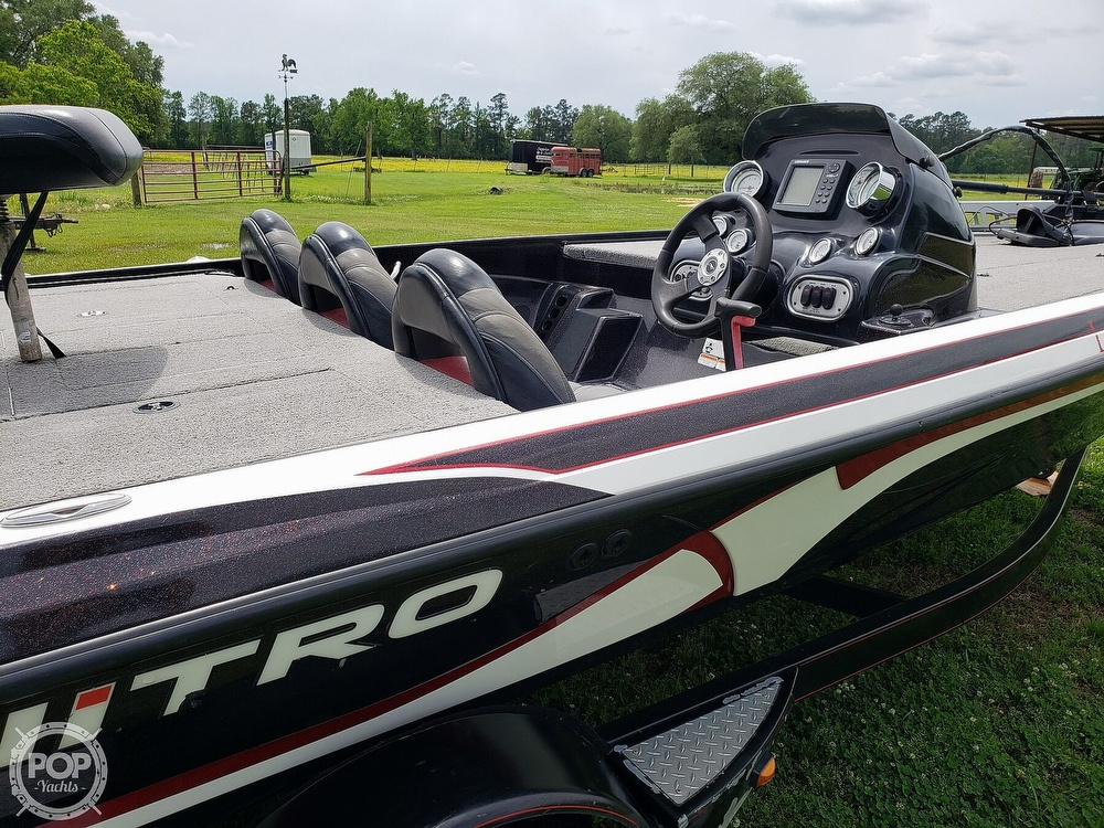 2010 Nitro boat for sale, model of the boat is Z7 & Image # 20 of 40
