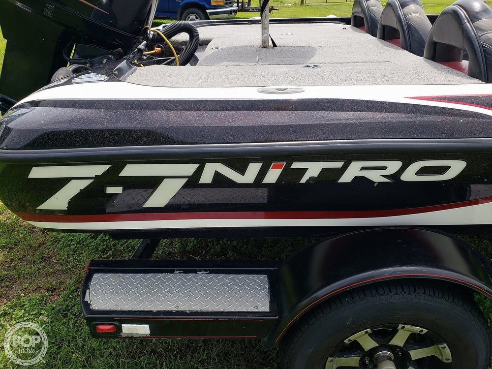 2010 Nitro boat for sale, model of the boat is Z7 & Image # 19 of 40