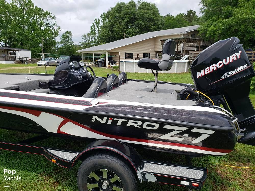 2010 Nitro boat for sale, model of the boat is Z7 & Image # 7 of 40