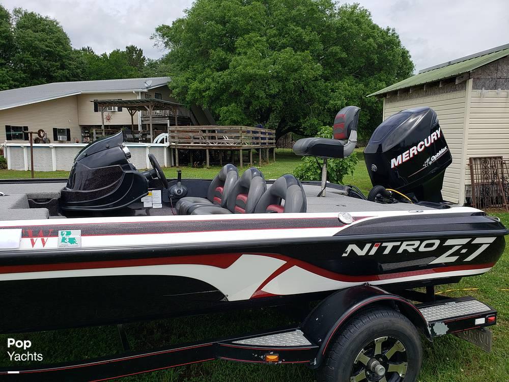 2010 Nitro boat for sale, model of the boat is Z7 & Image # 6 of 40