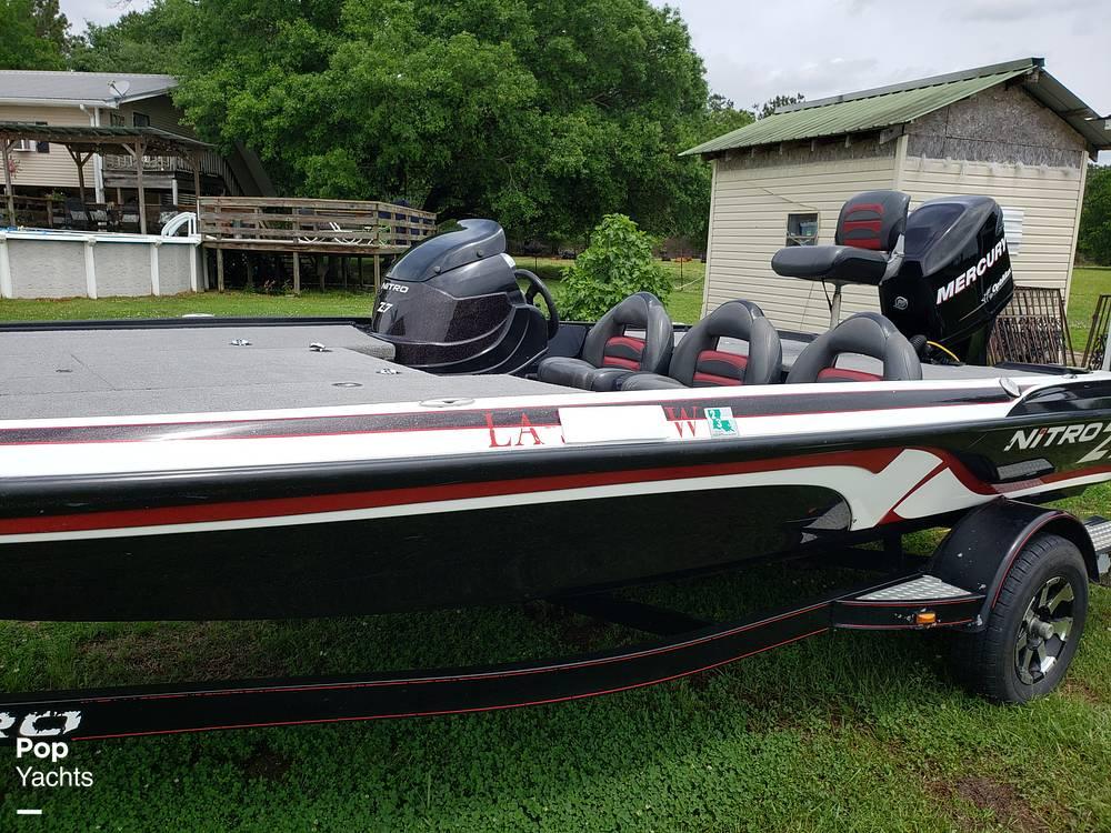 2010 Nitro boat for sale, model of the boat is Z7 & Image # 5 of 40