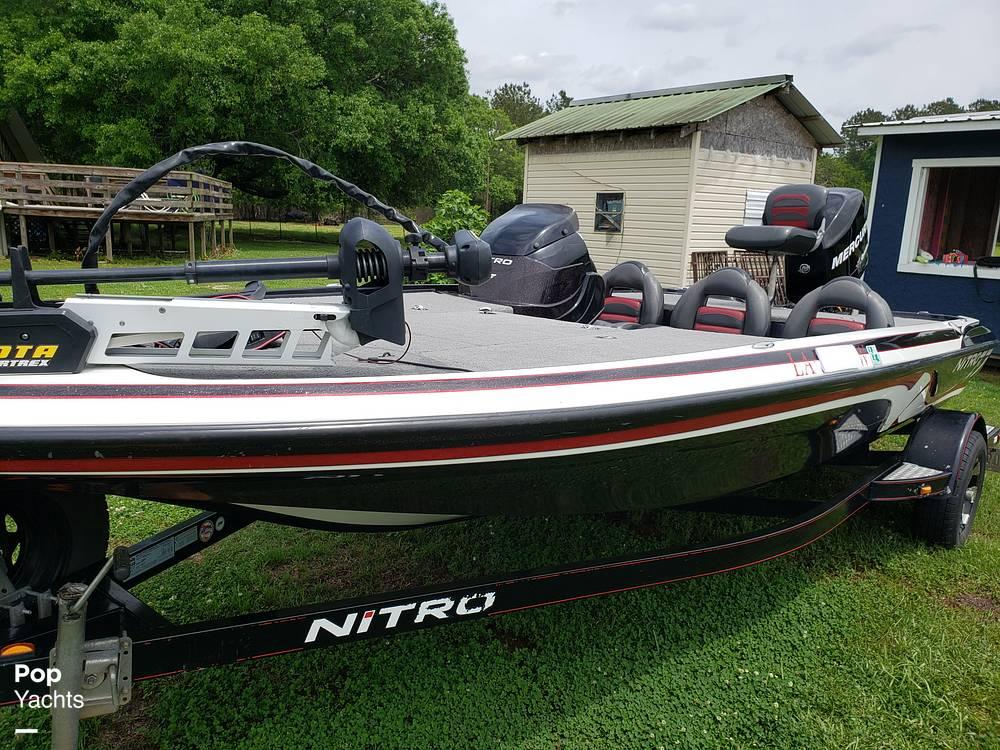 2010 Nitro boat for sale, model of the boat is Z7 & Image # 4 of 40