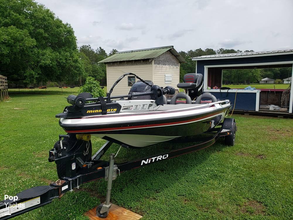 2010 Nitro boat for sale, model of the boat is Z7 & Image # 3 of 40