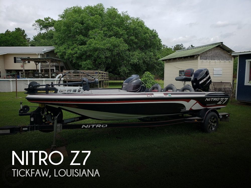 2010 Nitro boat for sale, model of the boat is Z7 & Image # 1 of 40