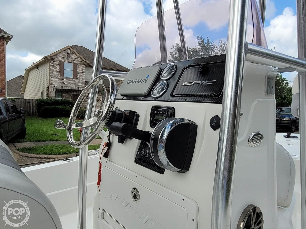 2019 Epic boat for sale, model of the boat is 21 E2 & Image # 4 of 40