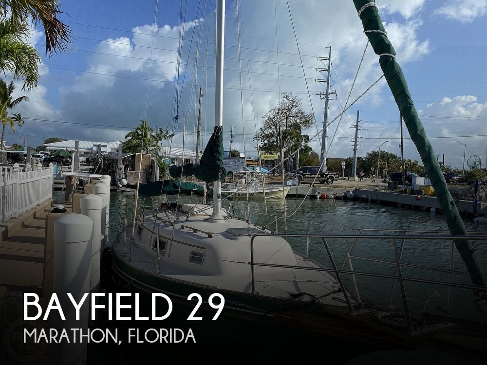 Used Bayfield Boats For Sale by owner | 1988 Bayfield B29