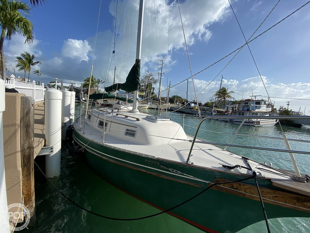 1988 Bayfield Yachts boat for sale, model of the boat is 29 & Image # 11 of 40