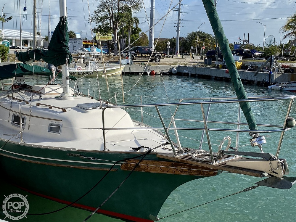 1988 Bayfield Yachts boat for sale, model of the boat is 29 & Image # 16 of 40