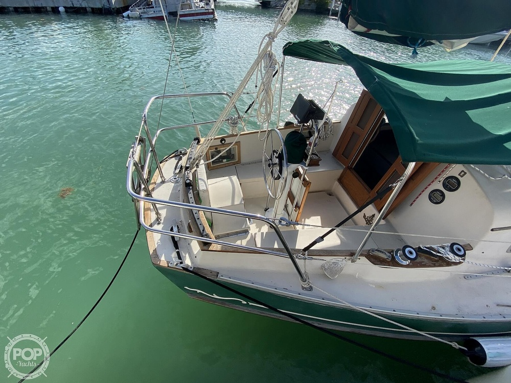 1988 Bayfield Yachts boat for sale, model of the boat is 29 & Image # 17 of 40