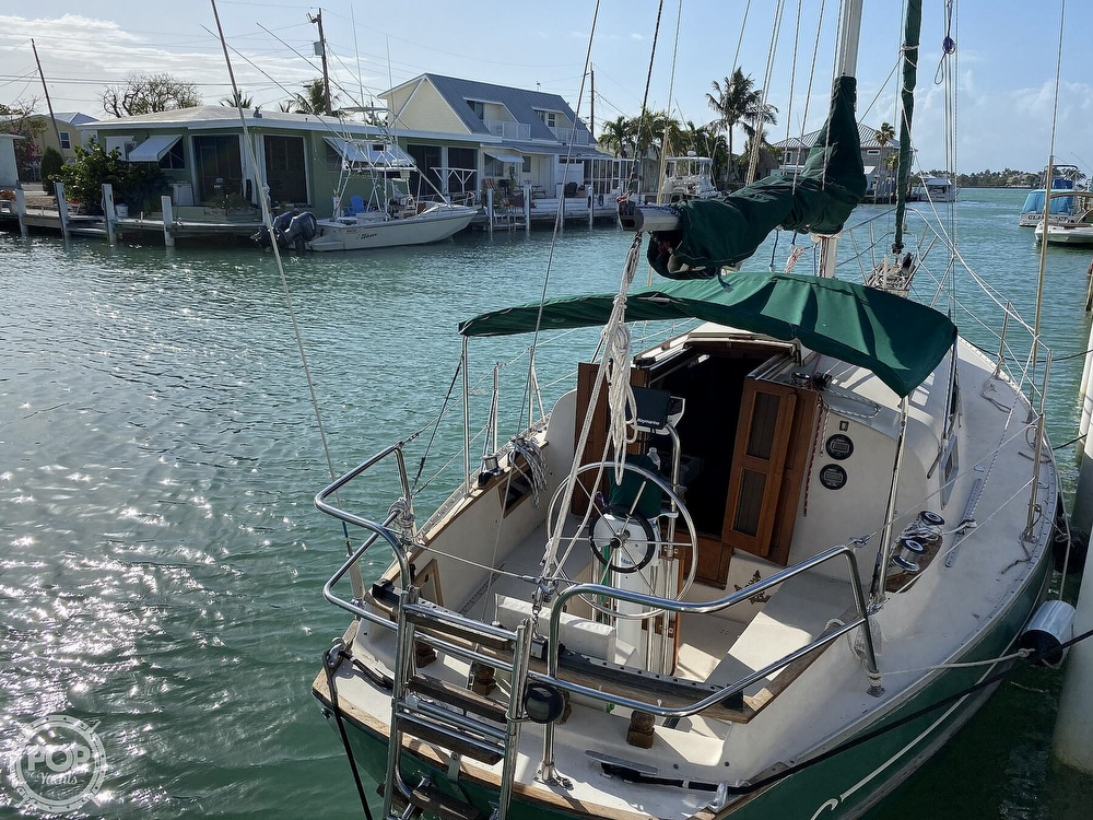 1988 Bayfield Yachts boat for sale, model of the boat is 29 & Image # 37 of 40